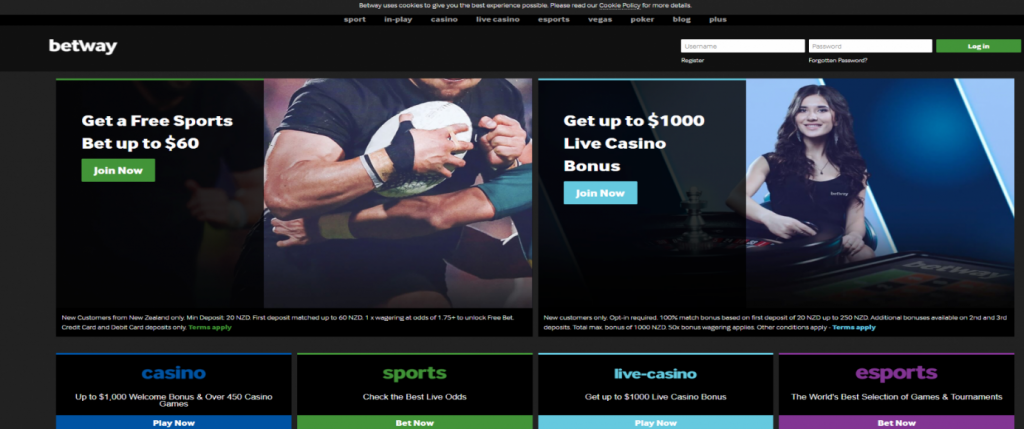 betway step by step 1